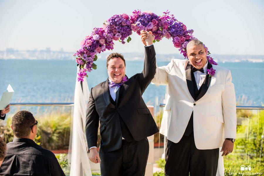 LBGT wedding Becks Entertainemnt