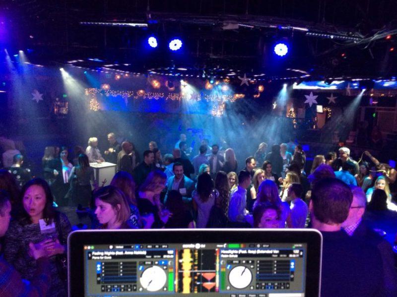 San Diego club DJ Jerry Beck