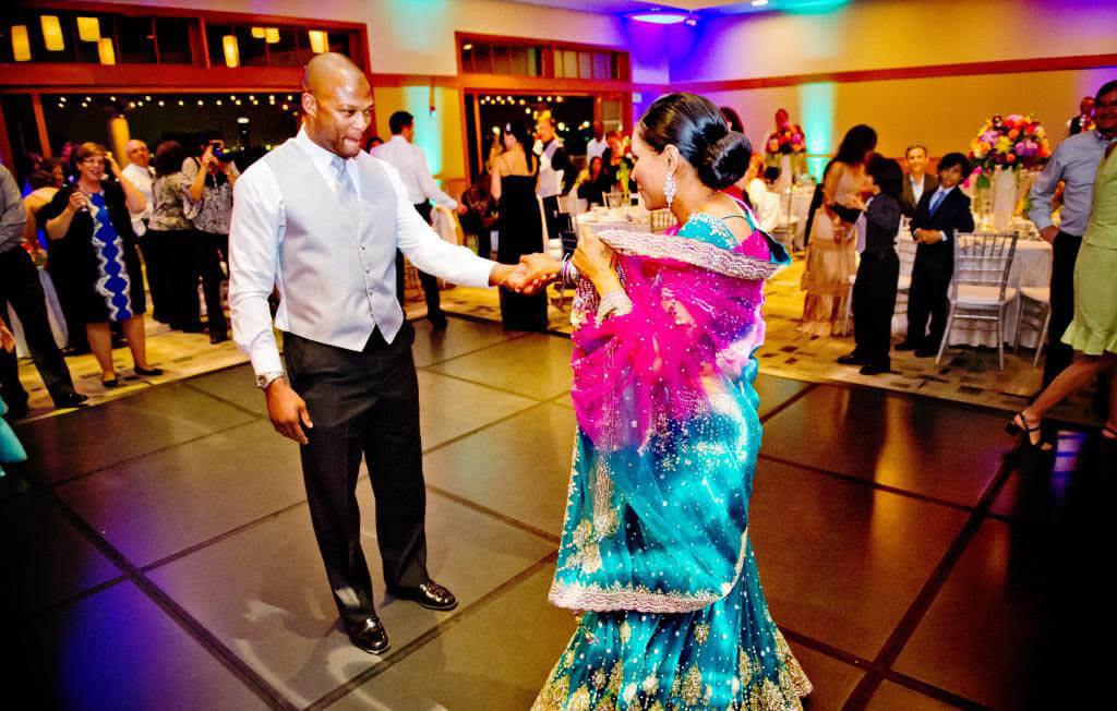 San Diego wedding DJ at the Coronado Community Center - Becks Entertainment https://becksentertainment.com/about