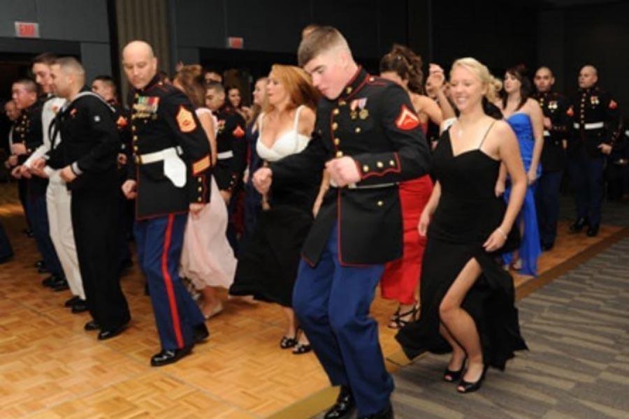 Military events Becks Entertainment