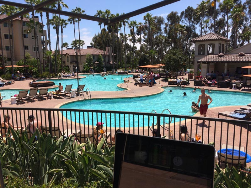 Summer pool events and parties San Diego DJ Becks Entertainment DJ